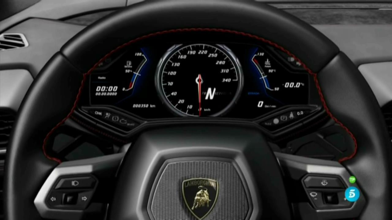 Lamborghini Huracan Por Dentro Inquimero