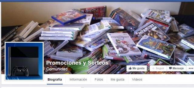 promociones y sorteos facebook