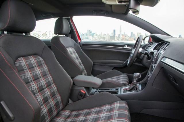 asientos Volkswagen GTI Plaid