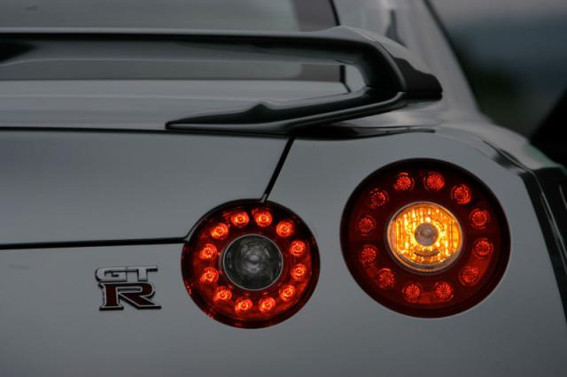 luces traseras redondas