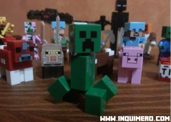 creeper lego minecraft