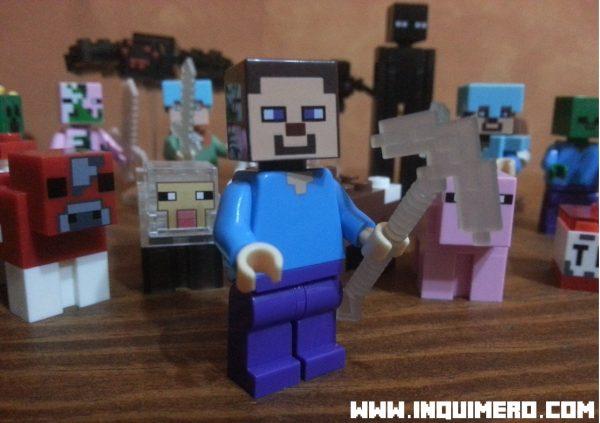 stele lego minecraft